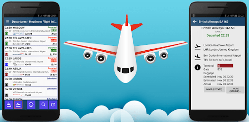 Hong Kong Airport: Flight Information apk