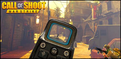 Call of Shoot War Strike: Battle land FPS OPS Duty apk