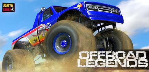 Offroad Legends - Monster Truck Trials apk
