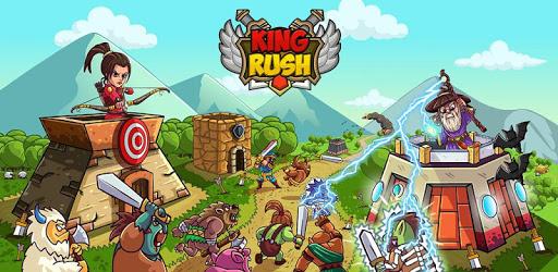 King Rush - Tower defence game apk