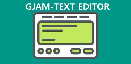 GJAM - Text Editor apk