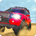 Extreme Offroad Speed Driving Monstertruck Game 3D Icon