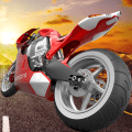 Fast Biker Icon