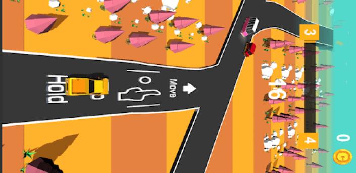 3D Traffic Rider - Traffic Run Game apk