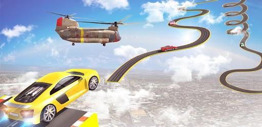 Mega Ramp Car Stunts Racing : Impossible Tracks 3D apk