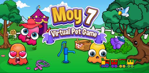 Moy 7 the Virtual Pet Game apk