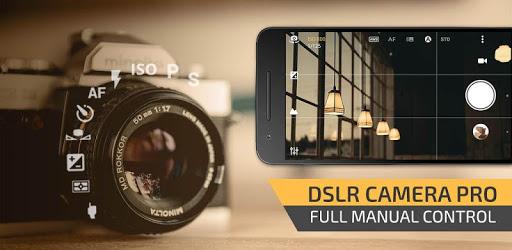 Manual Camera : DSLR - Camera Professional apk