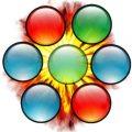 Bubble Swirl Icon
