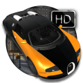 Extreme Speed Car Parking Icon
