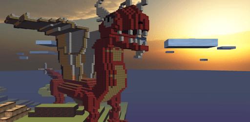 Dragons Craft Mods Survival apk