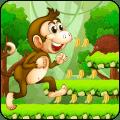 Jungle Monkey Run 2 : Banana Adventure Icon