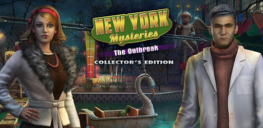 New York Mysteries: The Outbreak (free to play) apk