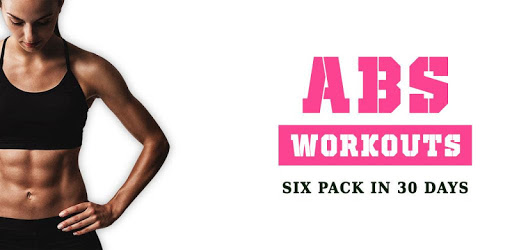 Abs Workout for Women - Lose Belly Fat in 30 Days apk