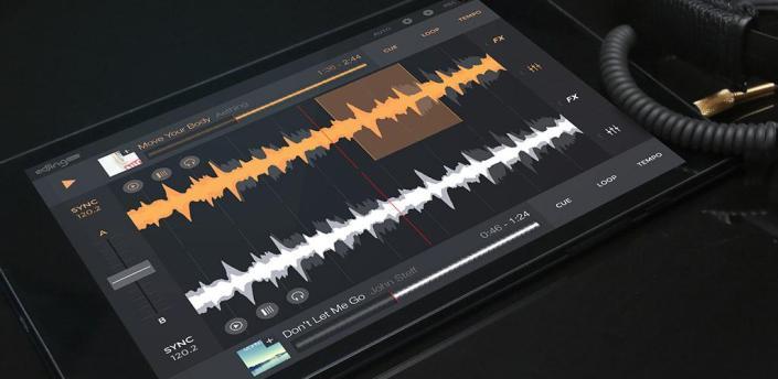 edjing PRO LE - Music DJ mixer apk