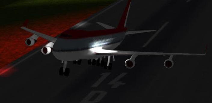 3D Airplane flight simulator 2 apk