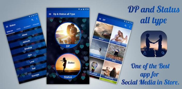 DP and Status app 2020 apk