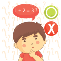 Equation Quiz OX - Math games Icon