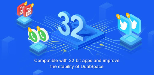 Dual Space - 32Bit Support apk