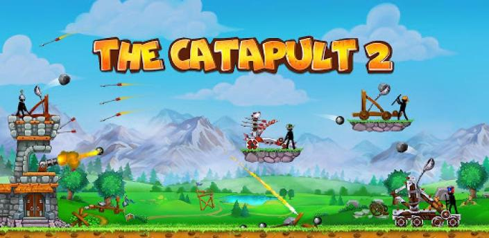 The Catapult 2: Ragdoll Game for Two-Player or 1 apk