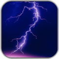 Lightning Video Live Wallpaper Icon