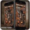 Nostalgia Steampunk Launcher Icon