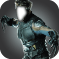 SuperHero Suits costume montage photo frames Icon