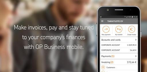 OP Business mobile apk