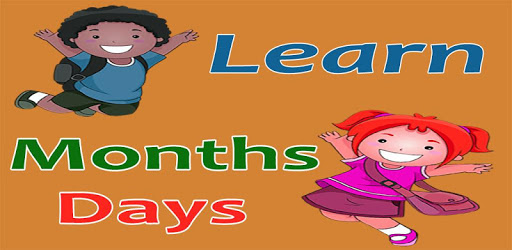 Learn Months and Days names apk