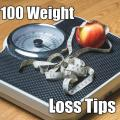 100 Weight Loss Tips Icon