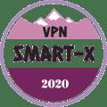 SMARTX VPN 2020 - Secure Unlimited Free VPN Proxy Icon