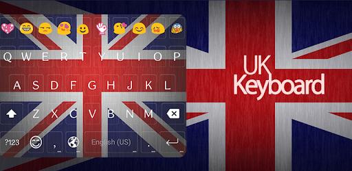 UK Keyboard apk