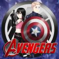 Avengers Stickers Icon