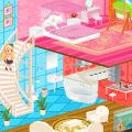 Princess New Doll House Design Icon