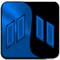 Wicked Blue Icon Pack Free Icon