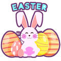 Happy Easter Wishes, Quotes, Bible Status Messages Icon