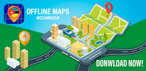 🔎Maps of Mozambique:Offline Maps Without Internet apk
