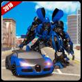 Car Robot Transformation 19: Robot Horse Games Icon