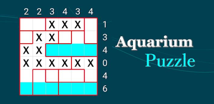 Aquarium Puzzle apk