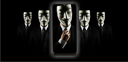 Anonymous Wallpaper 4K apk