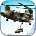 RC Army Helicopter Flight Sim Icon