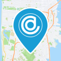 Hellotracks - All-in-one location tracking map Icon