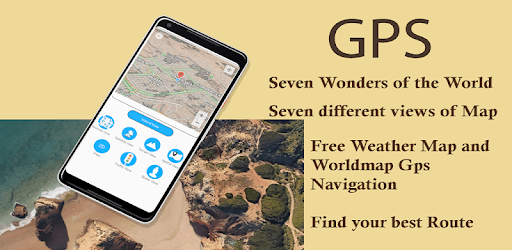 Free Weather Map and Worldmap Gps Navigation apk