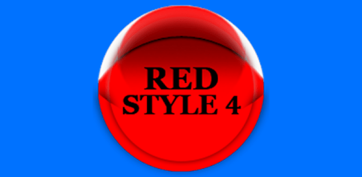 Red Icon Pack Style 4 ✨Free✨ apk