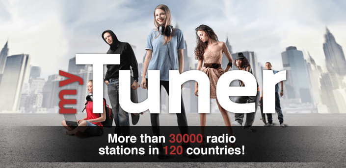 myTuner Radio and Podcasts apk