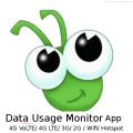 Internet Data Usage Monitor Icon
