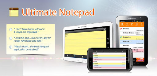 Ultimate Notepad - #1 Notes App with Cloud Sync apk