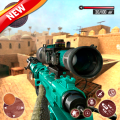 Desert Sniper Special Forces 3D Shooter FPS Game Icon