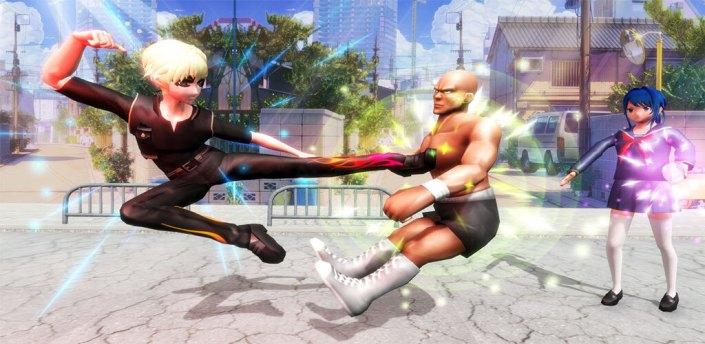 Super Hero High School - Life School Bully Game apk