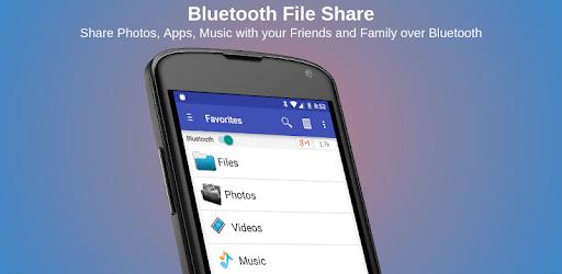 Bluetooth Files Share apk