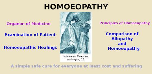 Homoeopathy apk
